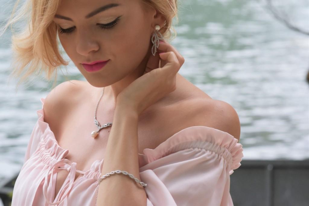 romantyczny motyw przewodni wesela i ślubu biżuteria ślubna W.KRUK92