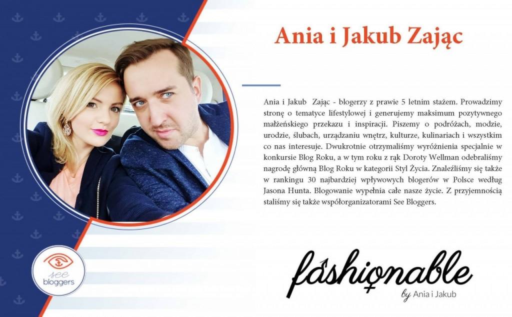 see bloggers organizatorzy blog roku blog lifestyle moda uroda podróże ania i jakub zając