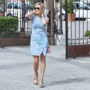 stylizacja niebieska sukienka blog modowy ania zając fashionable com pl25jpg
