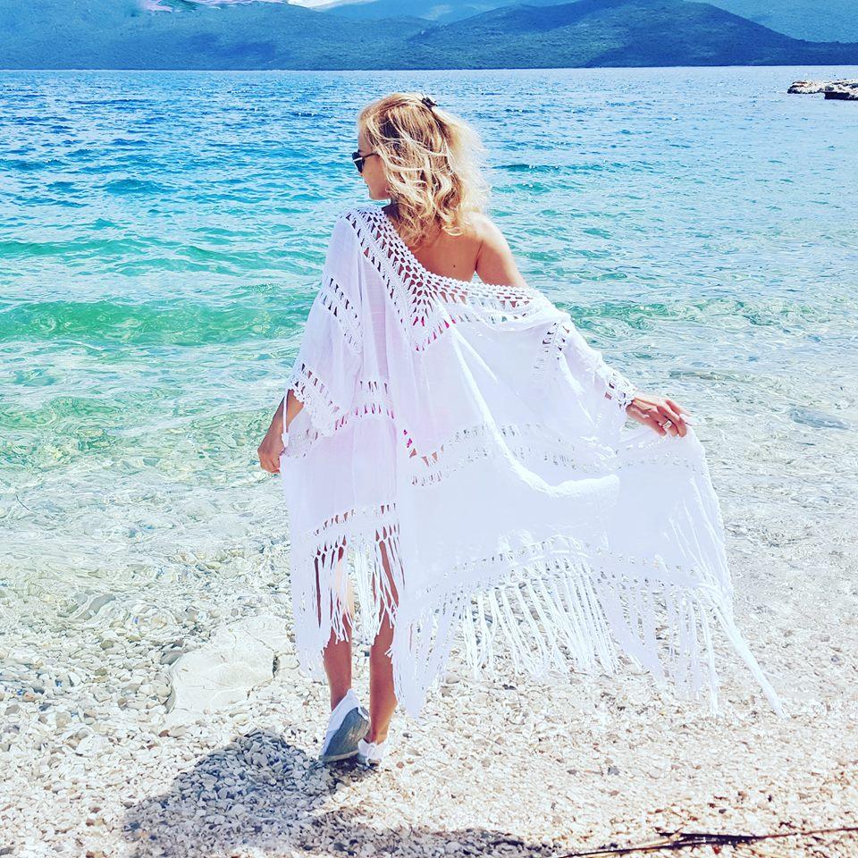 chorwacja pareo na plaże strój