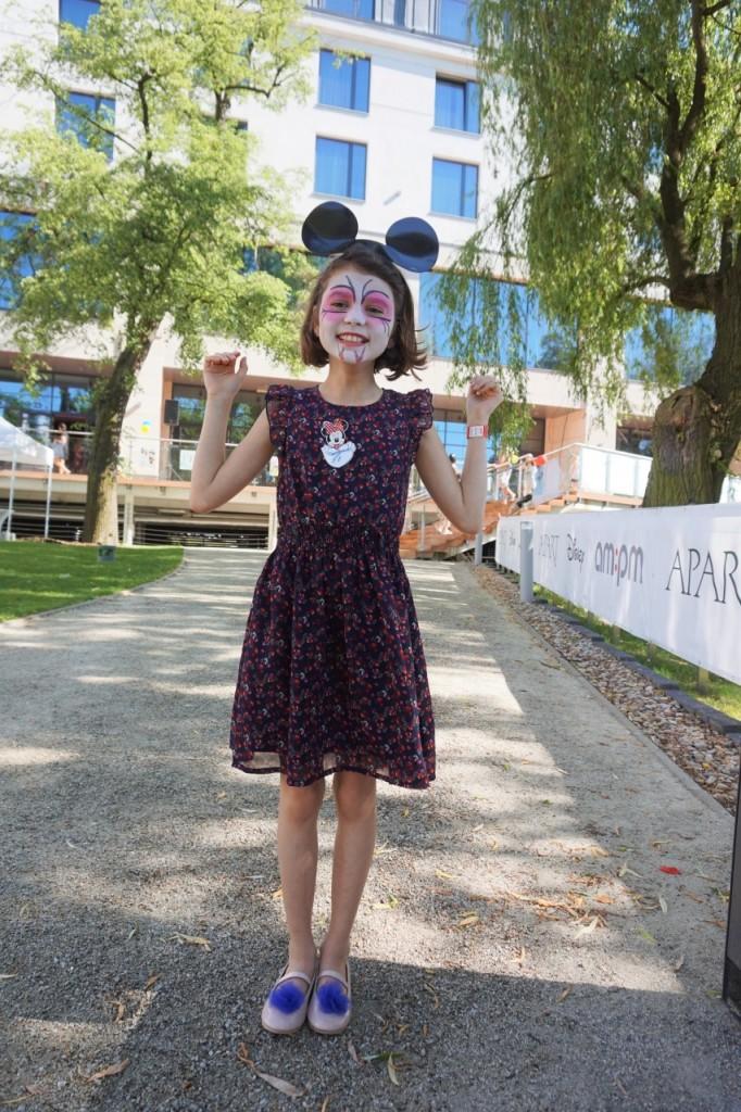 dzień dziecka z apart malowanie buzi blog parenting rodzina lifestyle