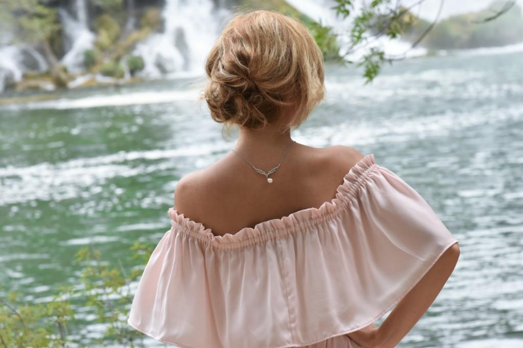 romantyczny motyw przewodni wesela i ślubu biżuteria ślubna W.KRUK98