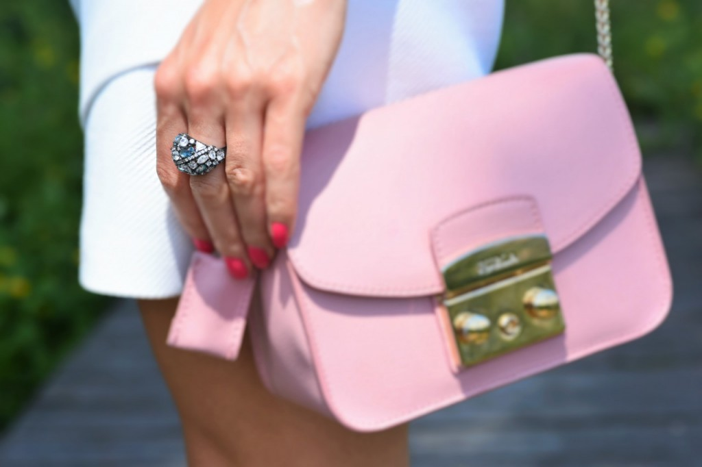 stylizacja Apart biała spódnica artelioni 11