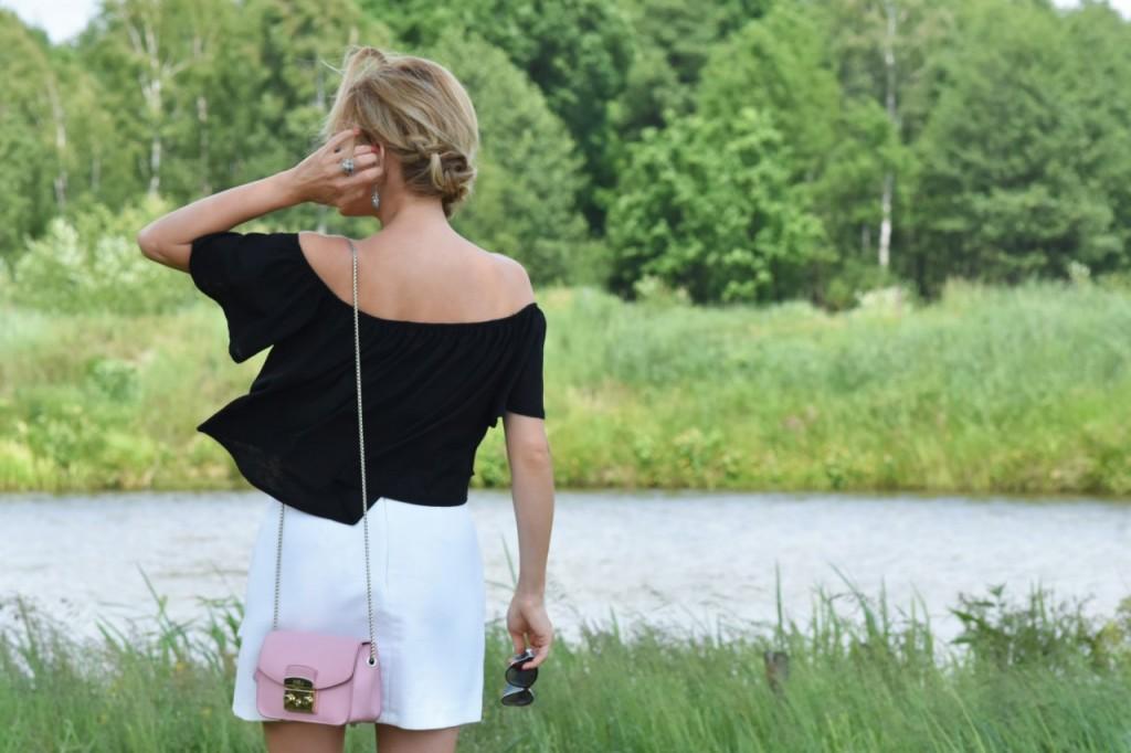 stylizacja Apart biała spódnica artelioni 4
