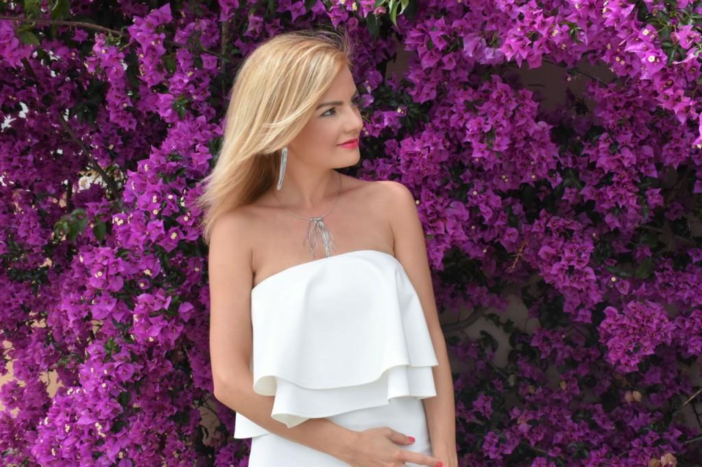 stylizacja nowoczesna panna młoda ślubna biżuteria W.KRUK18