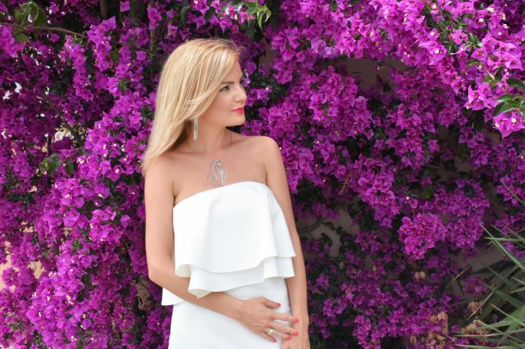 stylizacja nowoczesna panna młoda ślubna biżuteria W.KRUK19