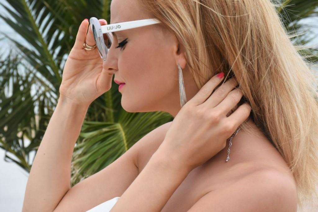 stylizacja nowoczesna panna młoda ślubna biżuteria W.KRUK82pg