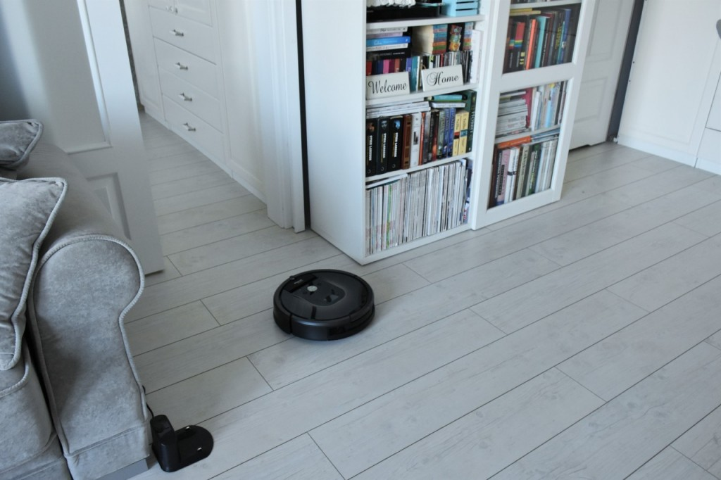 test i robot roomba robot sprzatający jak urządzic mieszkanie30