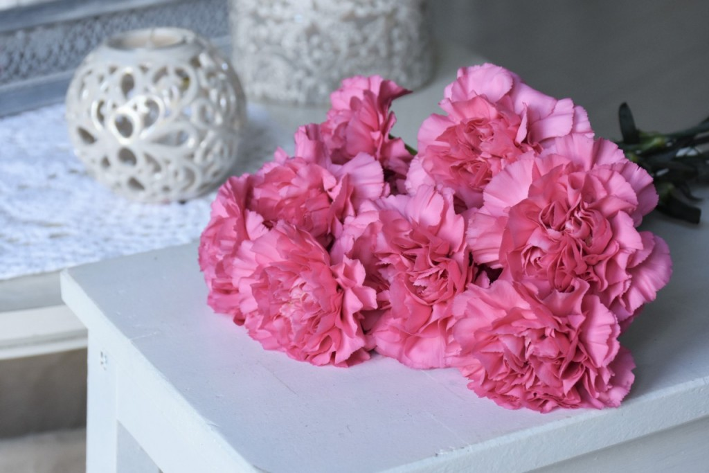 11 kwiaty świecznik dekoracje w domy blog wnętrzrski lifestylowy ania zając fashionable