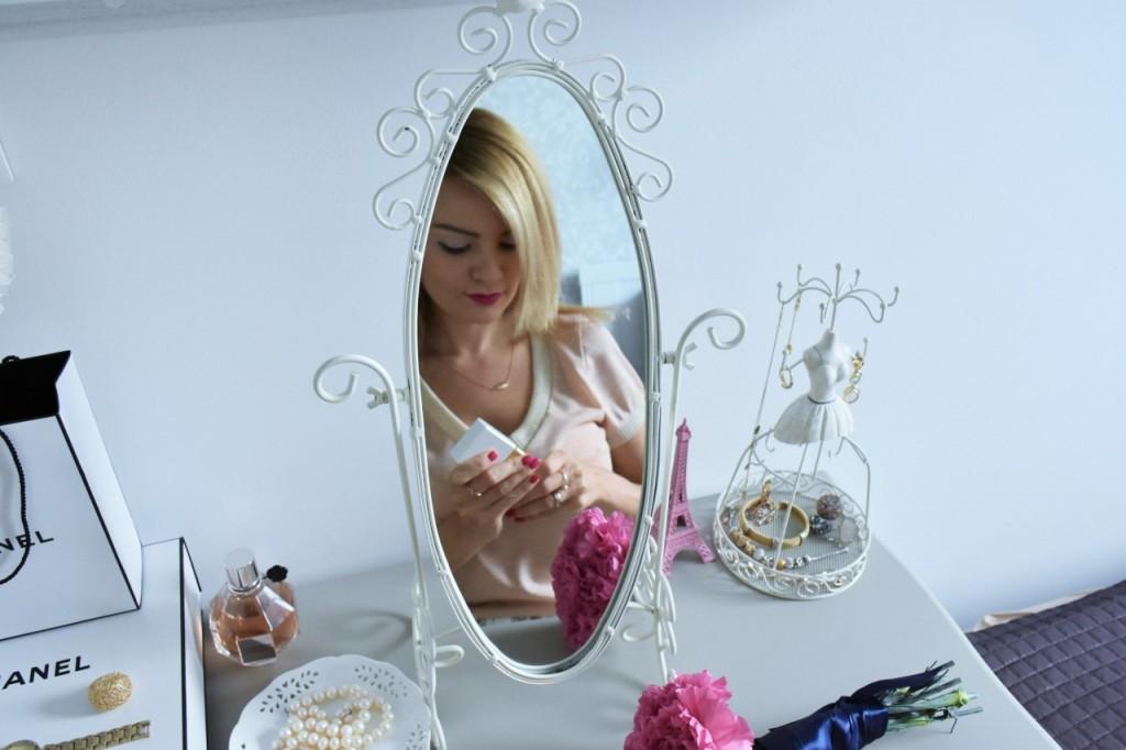 11 toaletka białe mieszkanie dekoracje ania zając blog wnętrza 6