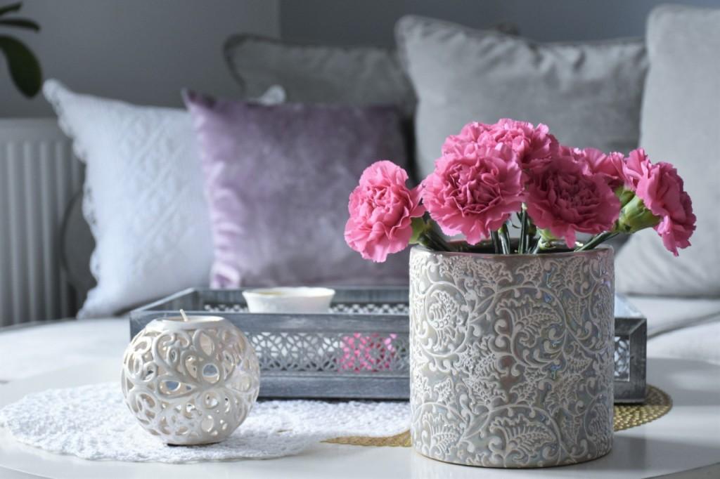 5 wazon donica na kwiaty blog wnętrzarski białe mieszkanie home and you2