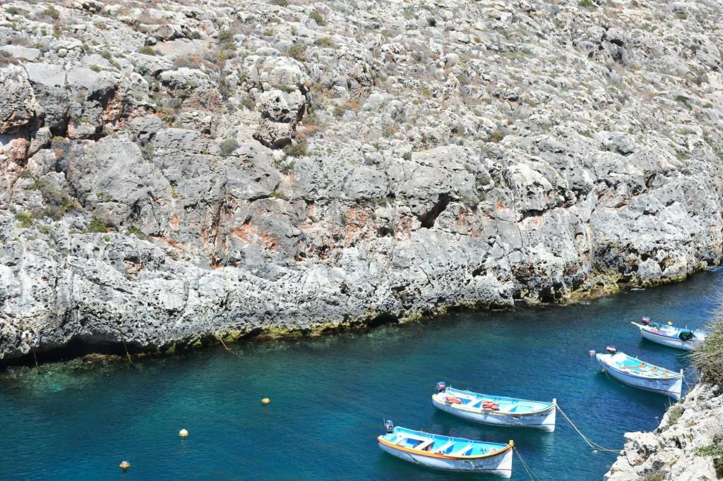 co warto zobaczyć na malcie blog podróżniczy ania i jakub zając blue grotto