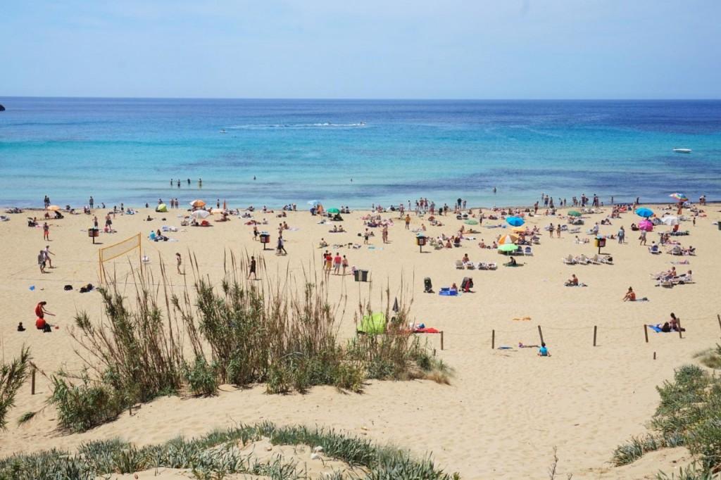 golden bay plaża na malcie2