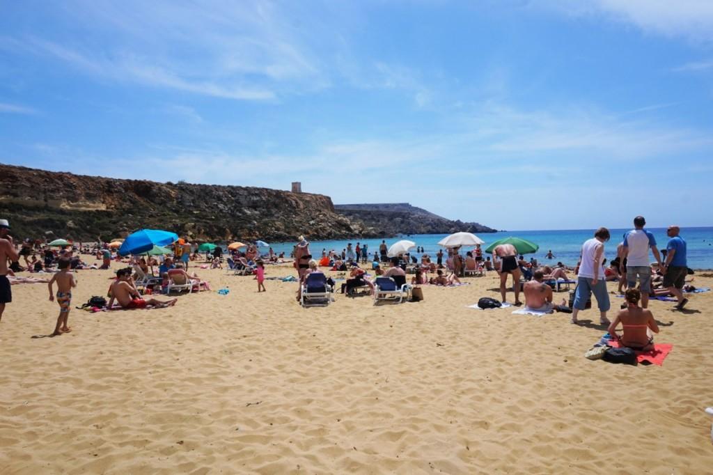 golden bay plaża na malcie3