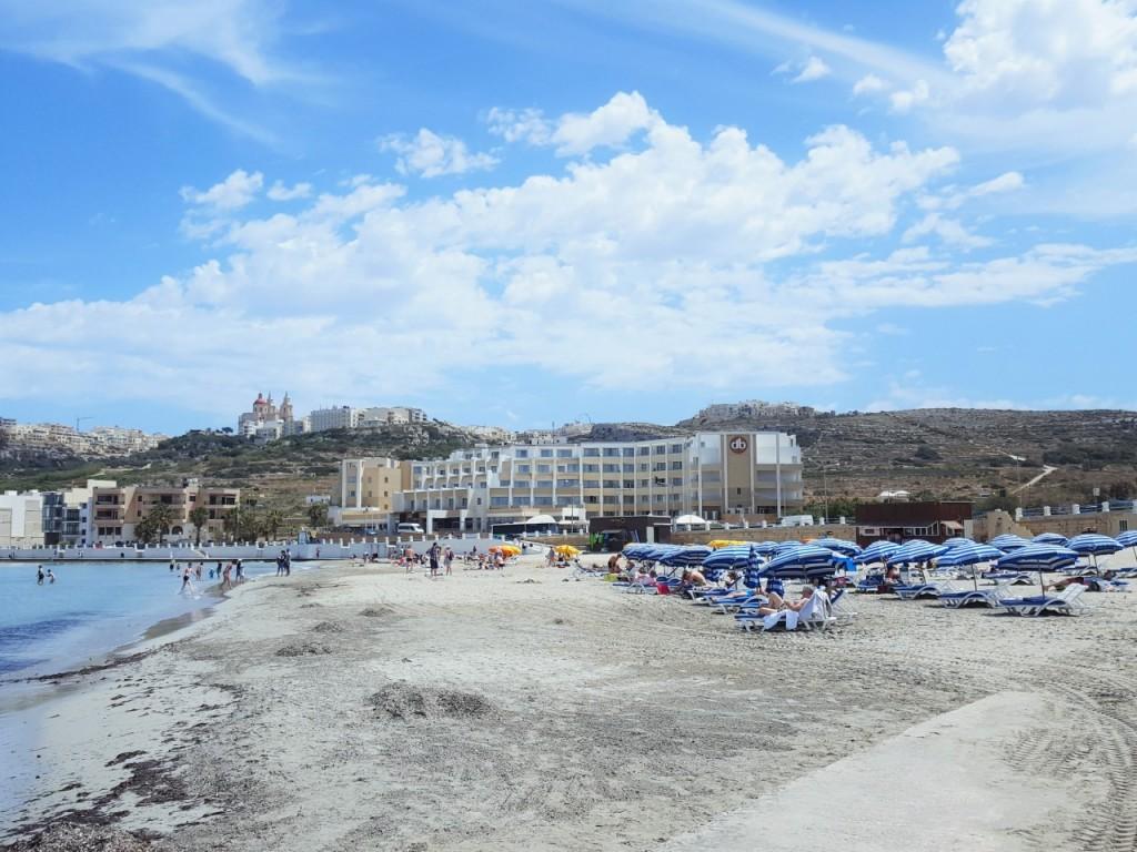melliecha beach plaża blog podróże ania i jakub zając fashionable