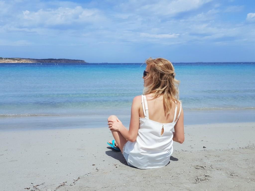 melliecha beach plaża blog podróże ania i jakub zając fashionable 2