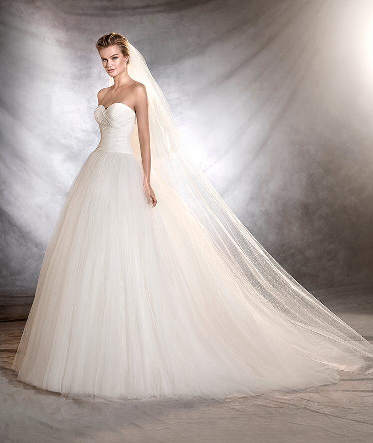 pronovias 2017 najpiekeniejsze suknie ślubne