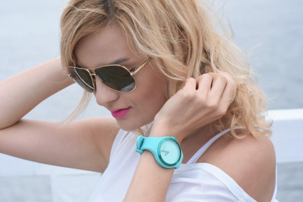 stylizacja Apart zegarek am pm blog modowy ania zając10