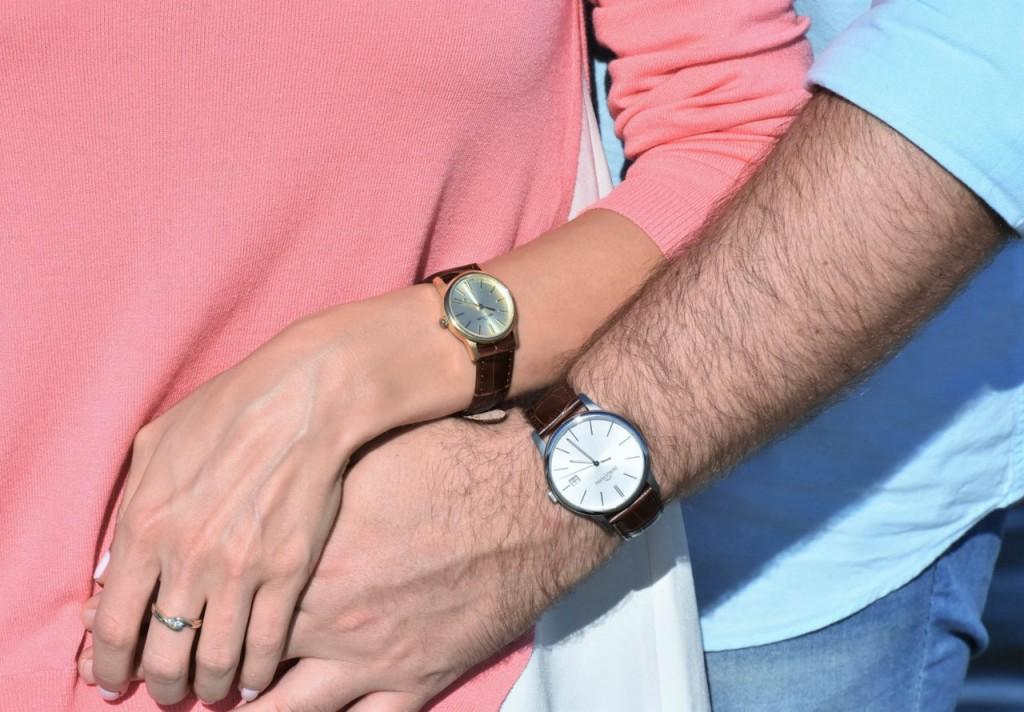 stylizacja dla pary zegarki Bestern blog moda lifestyle fashionable23