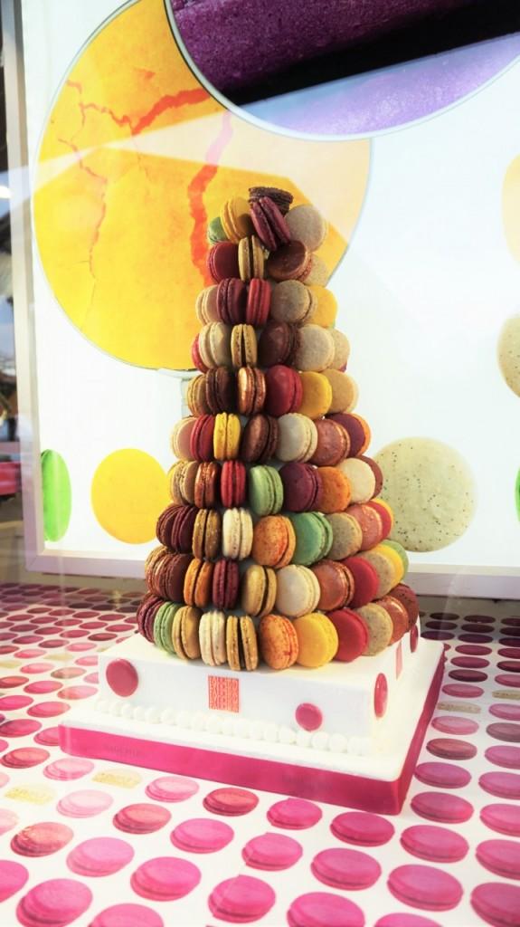 wieża eiffla słodycze2