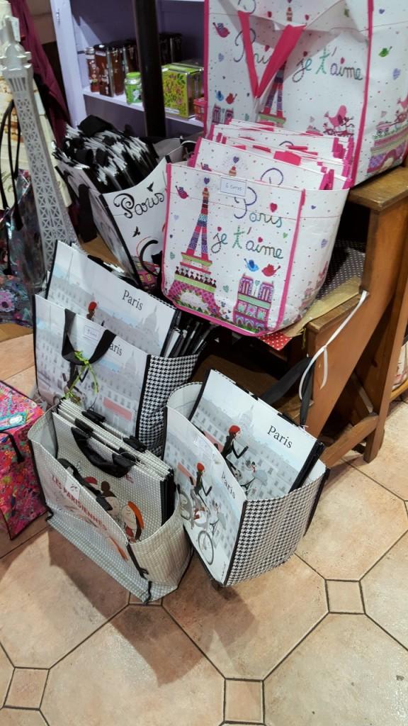 zakupy w paryżu 1
