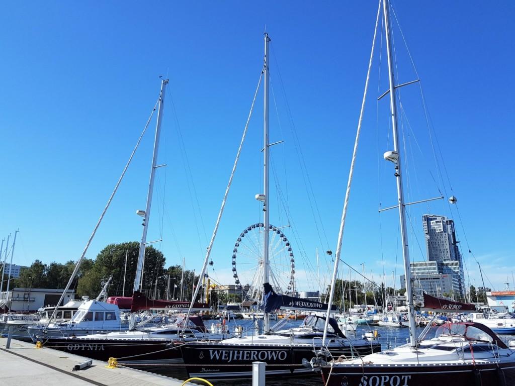 gdynia-jachty