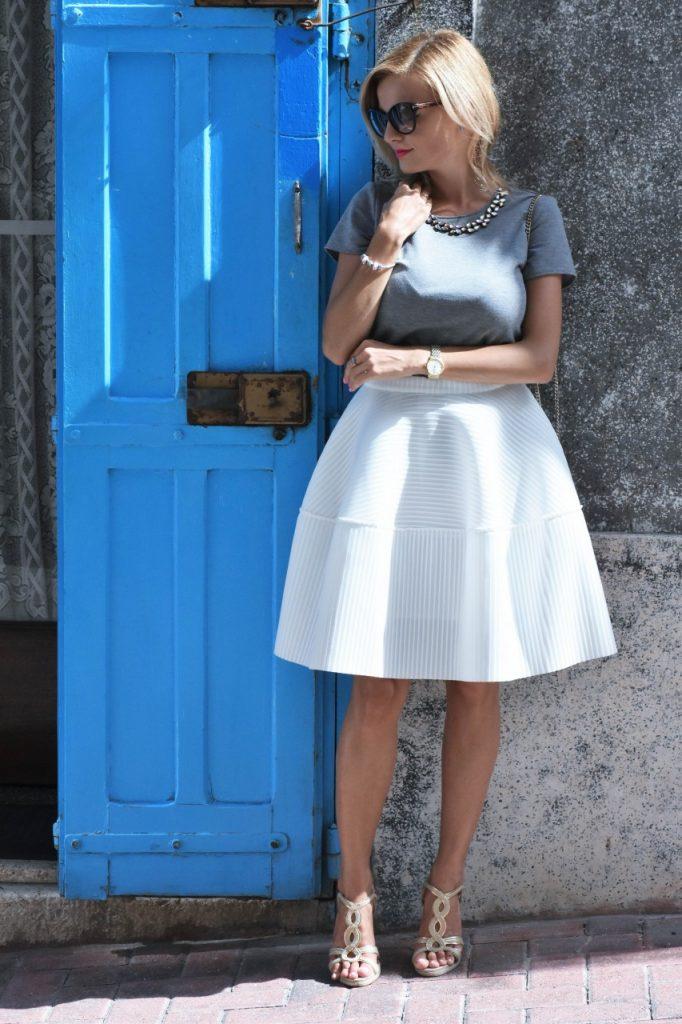 spodnica-biala-rozkloszowana-manifiq-blog-modowy-ania-zajac-fashionable59