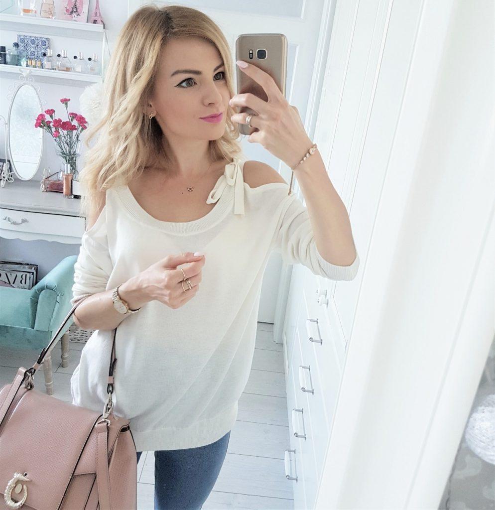 95a202dbed Białe ubrania idealne na cały rok - Fashionable - Blog Lifestylowy ...