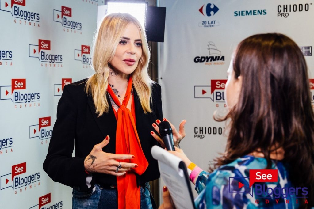 maja sablewska see bloggers wywiad