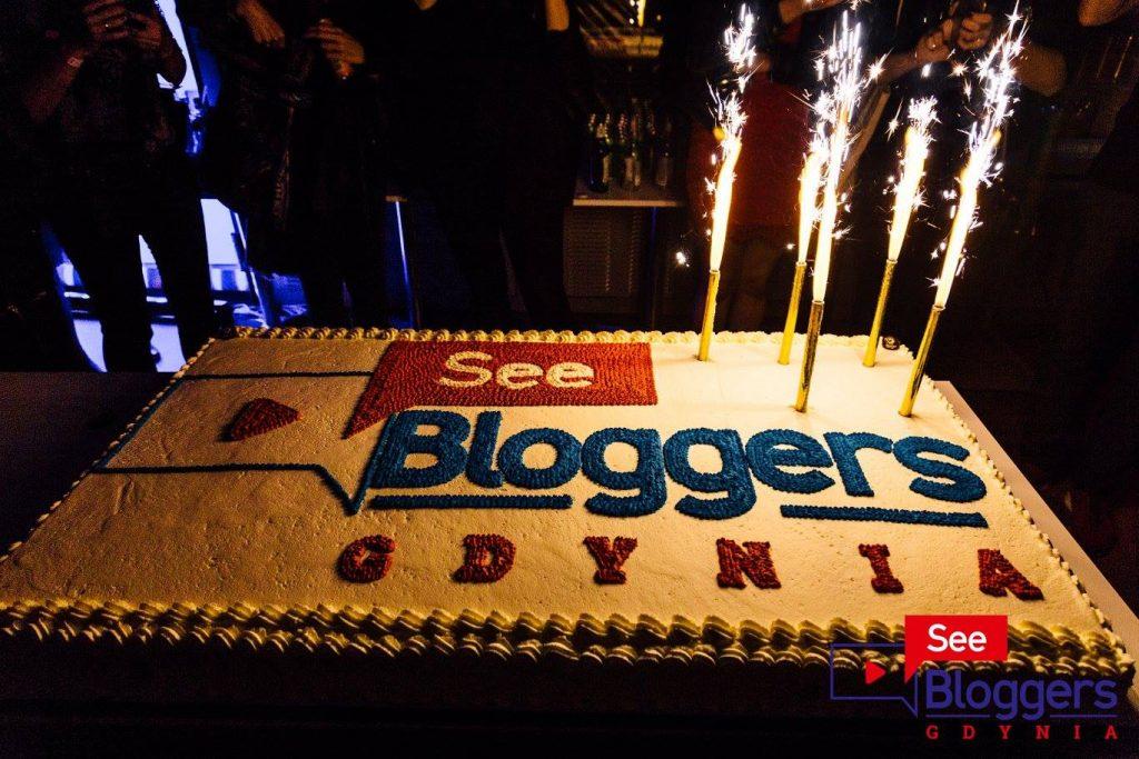 tort see blogger urodziny najlepsze wydarzenie dla blogerów i twórców w polsce