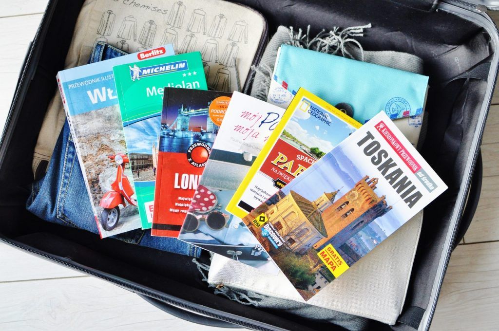 pakowanie walizki podróże blog ania zając