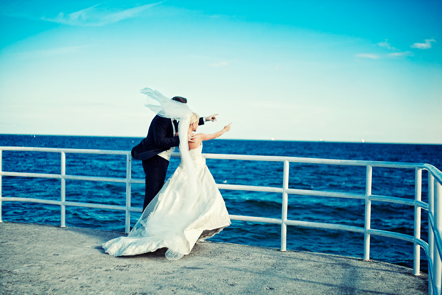 ślub ania i jakb zając gdynia zdjęcia