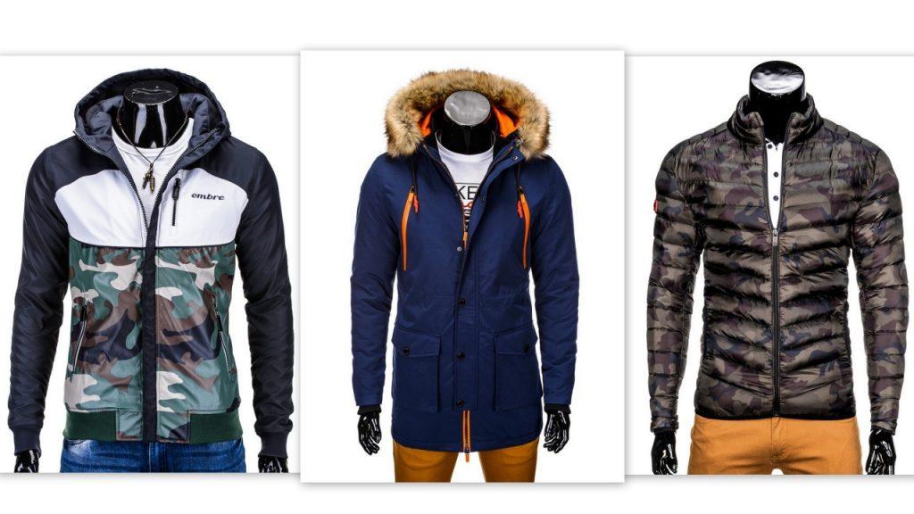 67ee4c7a959cf Męskie kurtki - jesienne i zimowe stylizacje + konkurs - Fashionable ...