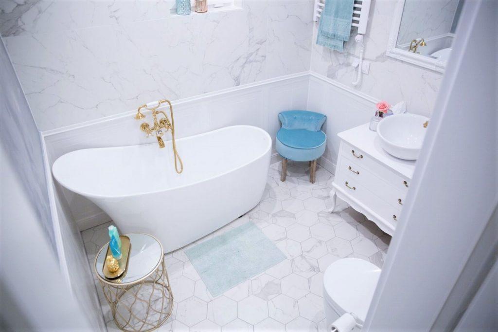 łazienka remont 3