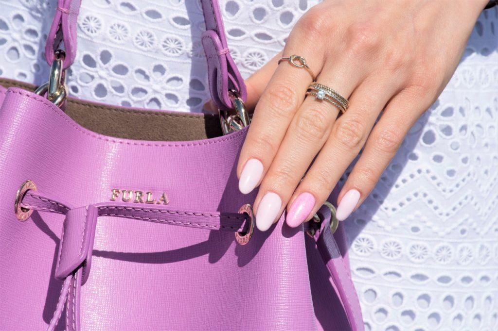 manicure semi flash