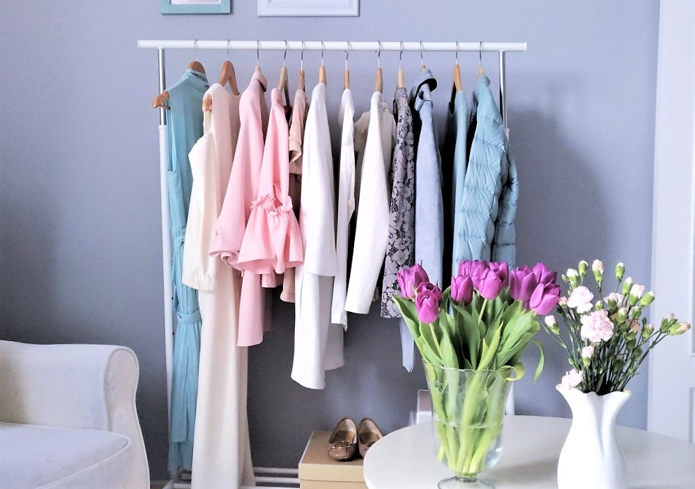 wieszak garderoba