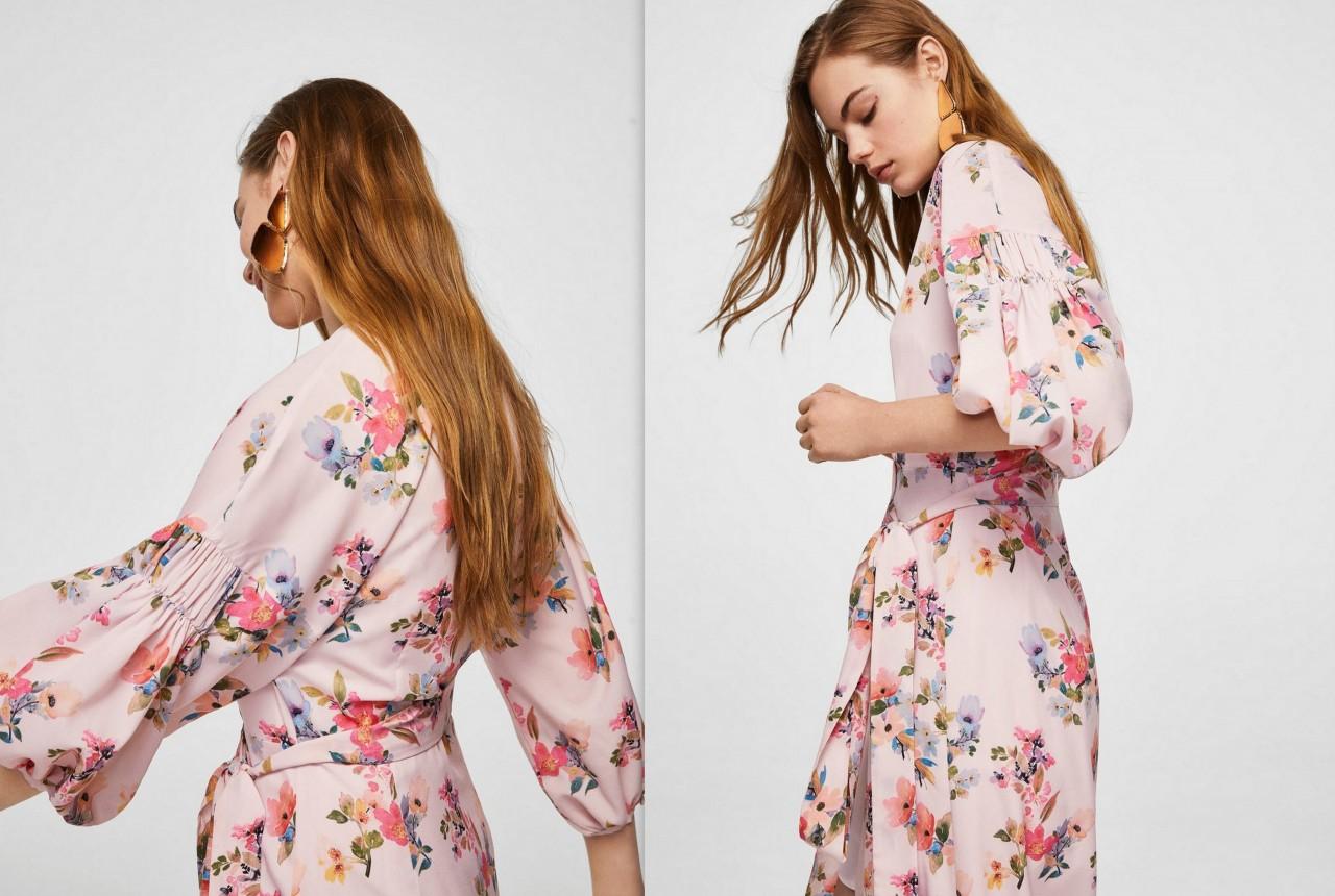 aafe600c38 Trendy 2018 - sukienki z motywem kwiatowym - Fashionable - Blog ...