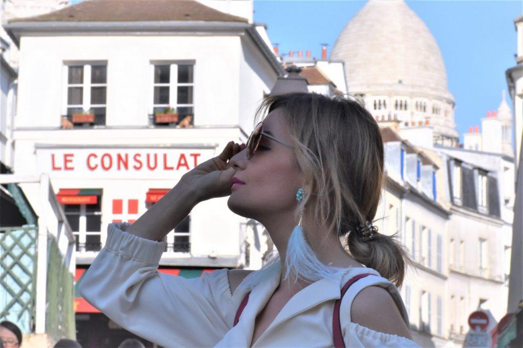 paryż dzielnica monmartre ania fashionable