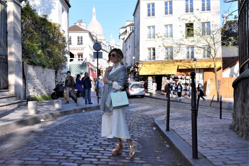 ania zając paryż artystyczna dzieln ica montmartre