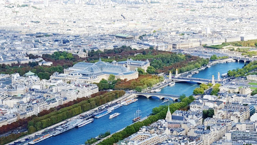 most aleksandra paryż