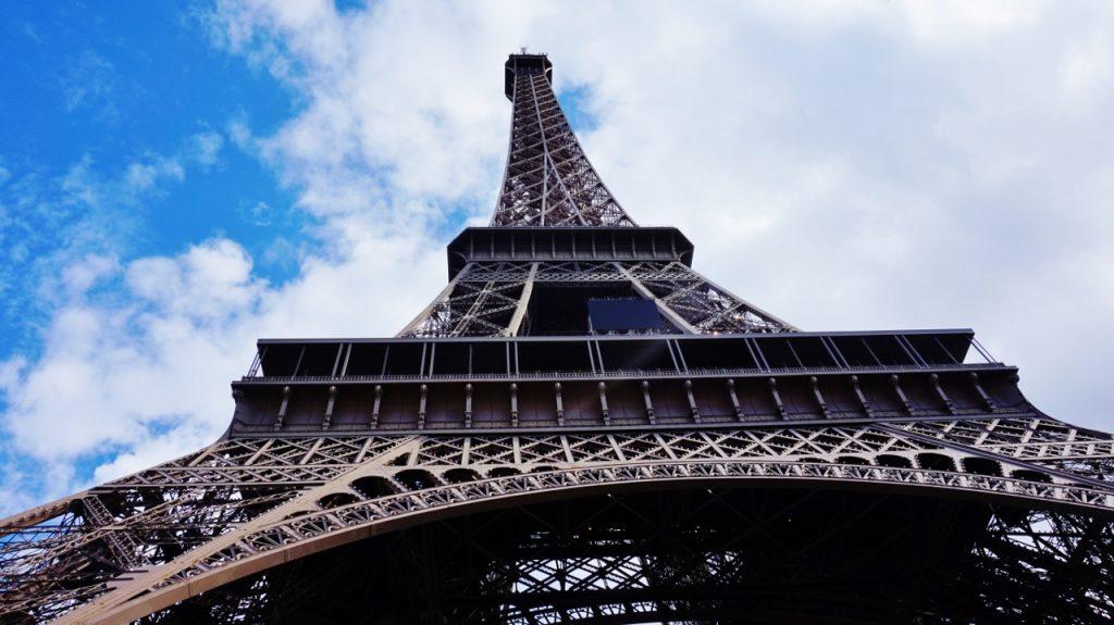 wieża eiffla paryż 3