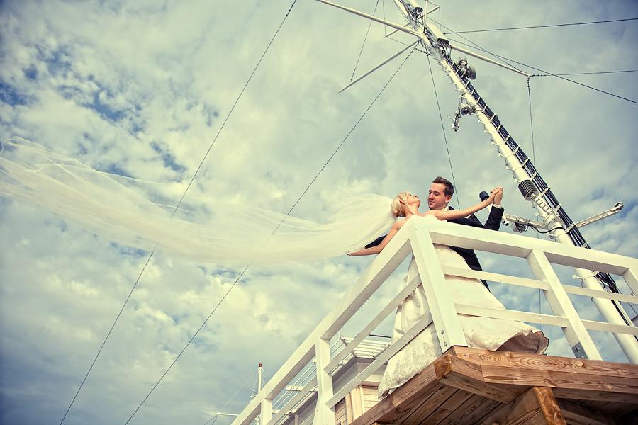ania i jakub zając sesja ślubna sopot