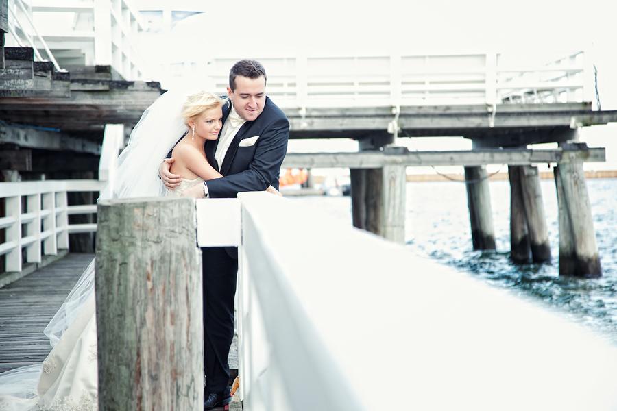 nia i jakub zając sesja ślubna w sopocie molo