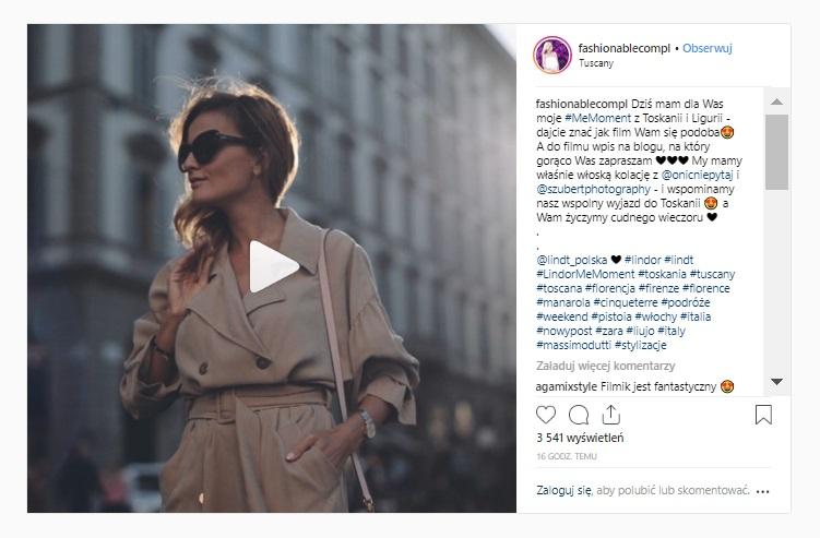 ania zając instagram toskania florencja