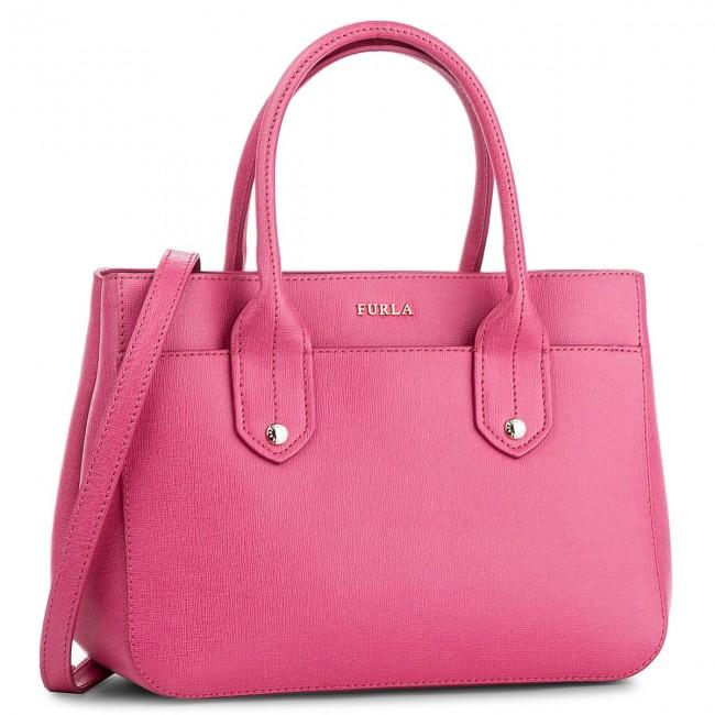 torebka furla różowa