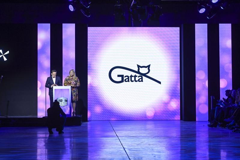 scena z: Jacek Szmidt, Joanna Nojszewska, fot. Piętka Mieszko/AKPA