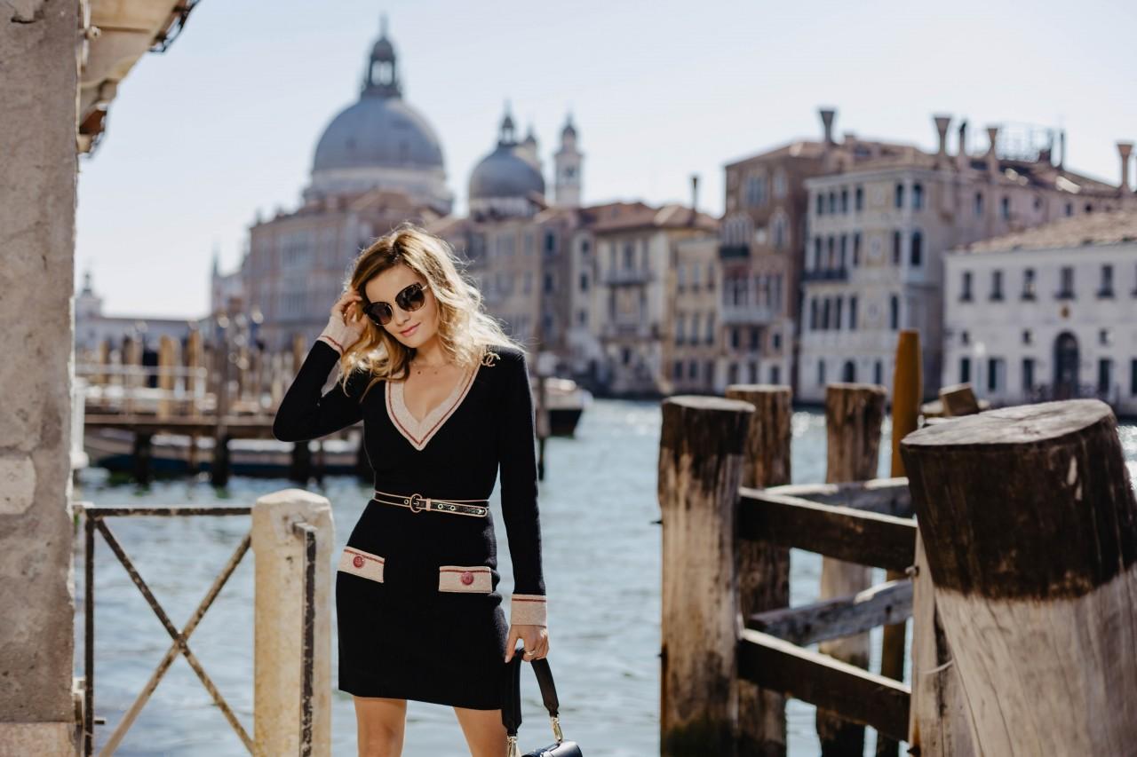 70a714a71954d Dziś kolejna stylizacja inspiracja z moją ukochaną Wenecją w tle! ) W  dodatku w większości mam na sobie ulubione włoskie marki. Lubię też włoskie  jedzenie