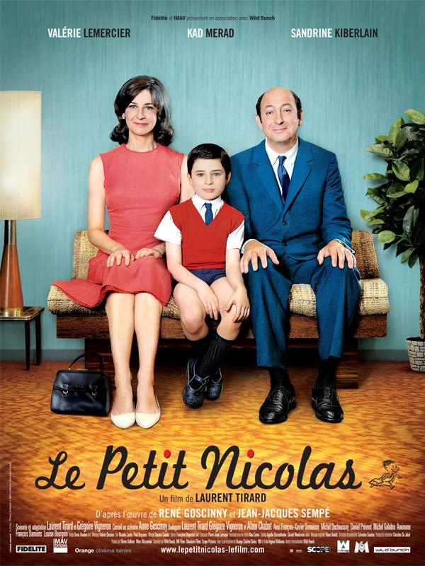 francuskie filmy 2 mikołajek