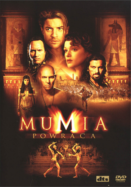 mumia najlepsze filmy fantasy