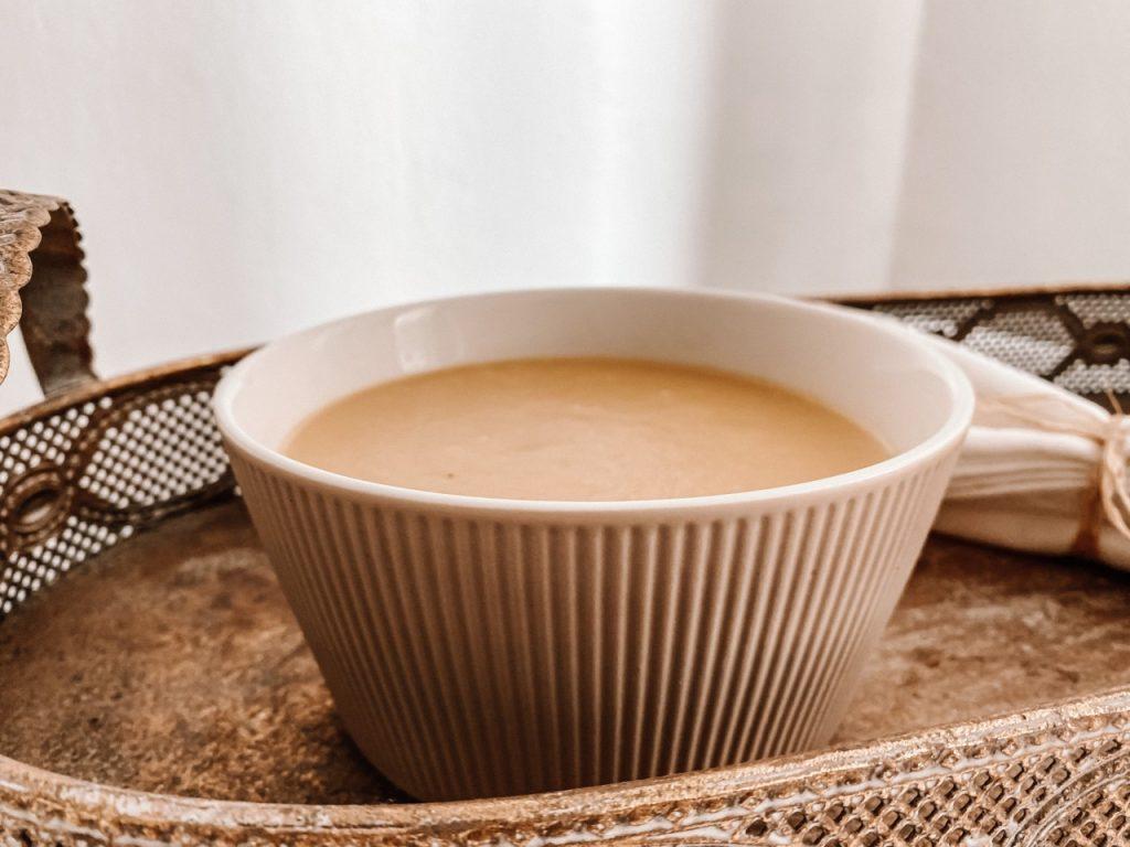 jak ugotować zupę krem z pora (Niestandardowy)